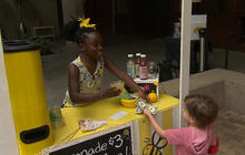 10-year-old entrepreneur starts bee-friendly business