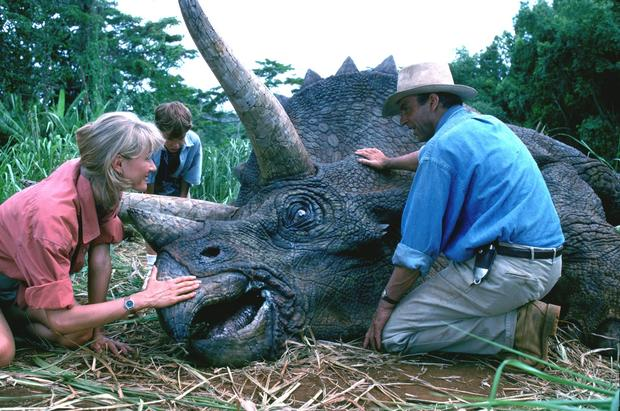 "Life lessons from ""Jurassic Park"""