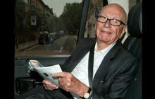 Rupert Murdoch may be handing company over to his sons