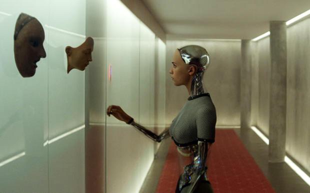 Memorable movie robots