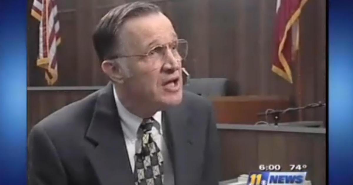 Texas prosecutor Charles Sebesta disbarred for professional