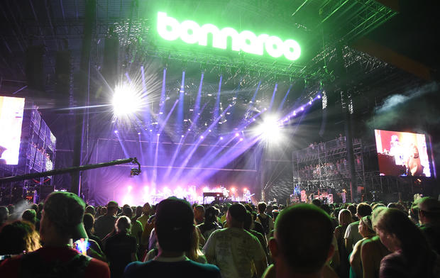 Scenes from Bonnaroo 2015