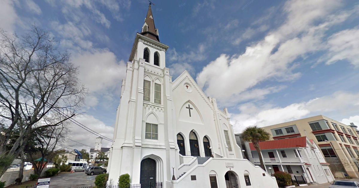 Historic Charleston Church Has Deep Roots In African