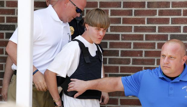 Charleston Shooting Suspect Dylann Storm Roof Caught In