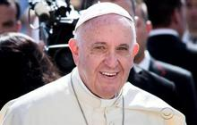 Pope Francis issues climate change gauntlet