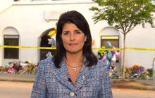 Gov. Haley: After S.C. church shooting suspect was in custody, community could start to heal