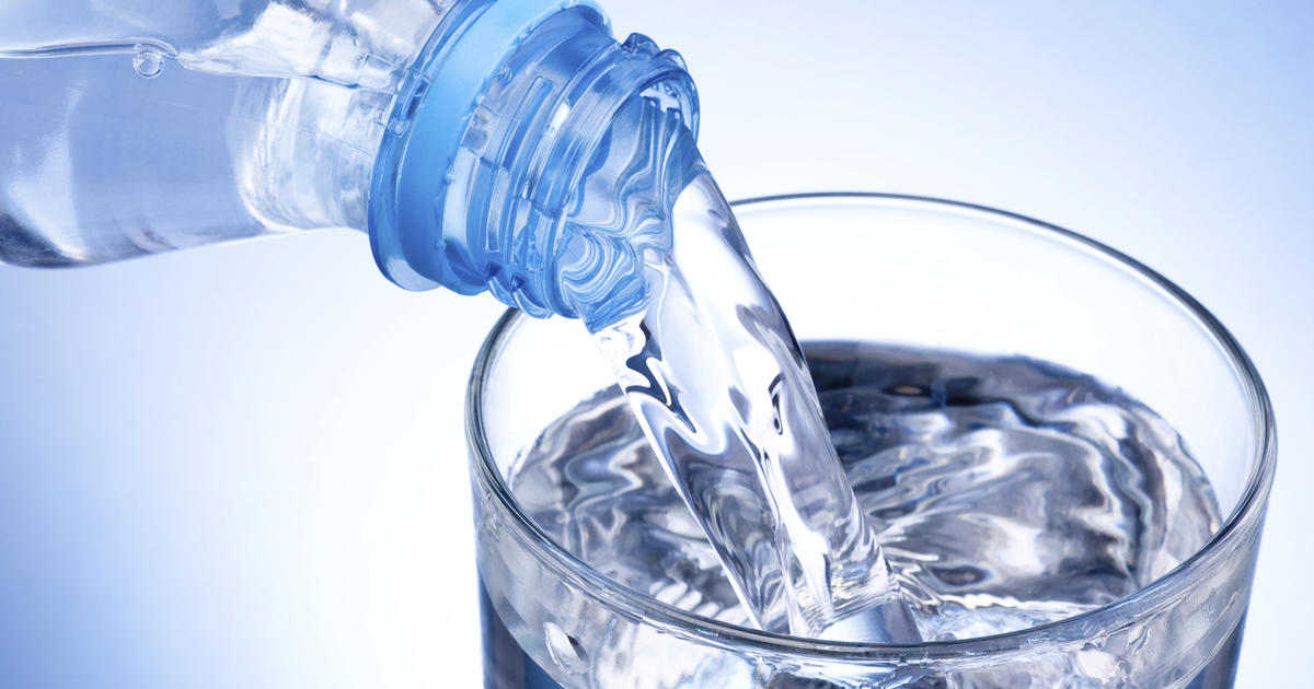 How Much Water Do People Drink Each Day