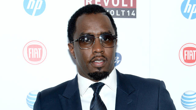 "Sean""Diddy""Combs是福布斯收入最高的说唱明星"