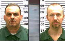 Police swarm rural New York town to find prison escapees