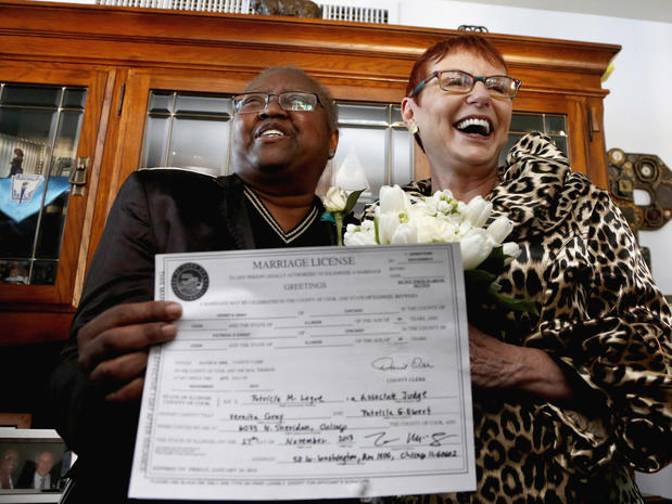 "Supreme Court says ""I Do"""