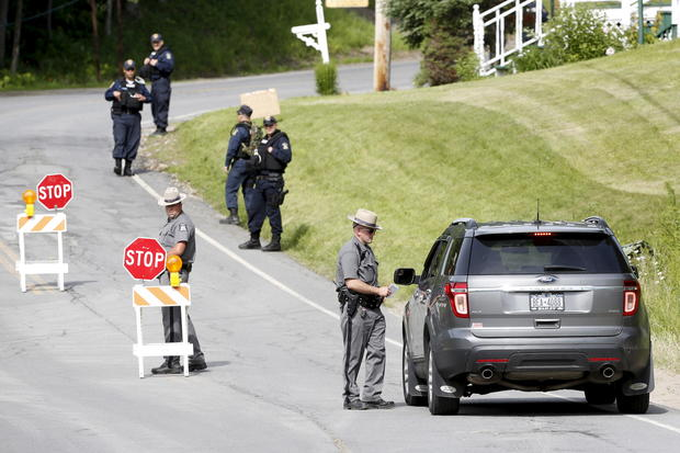 Manhunt ends for escaped NY killers