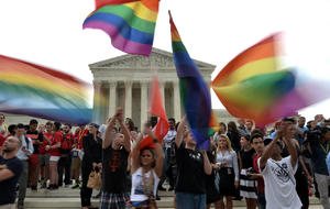 Supreme Court: Marriage is a fundamental right for gay couples