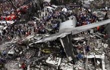 Horrifying Indonesia C-130 crash