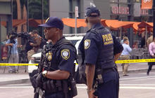 Security beefed up for July 4th weekend