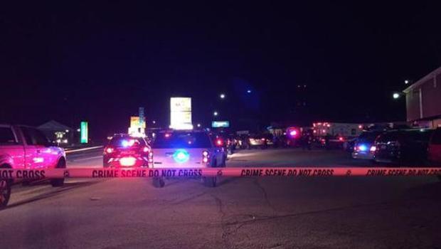 Officials: 2 dead in murder-suicide at Pennsylvania bar