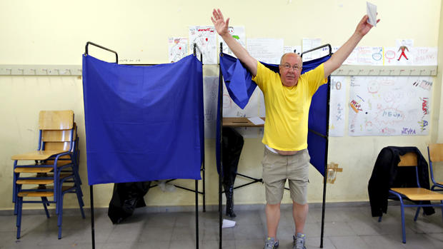 Greece votes yes or no