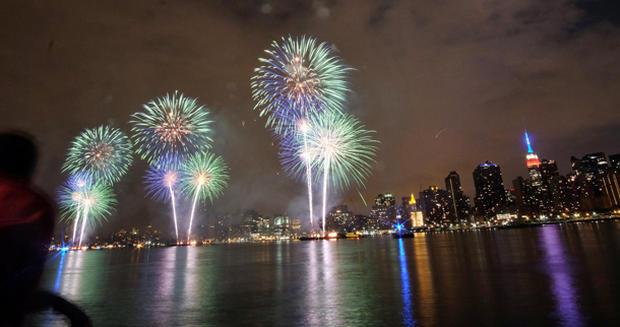 Fireworks! 2015