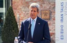"""Kerry """"prepared to walk away"""" from Iran nuclear talks"""