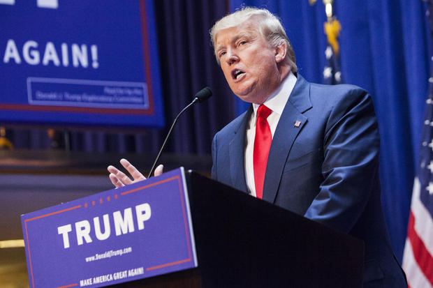 Five things to know about Donald Trump