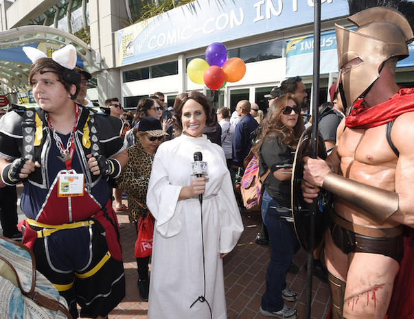 The craziest costumes at Comic-Con 2015