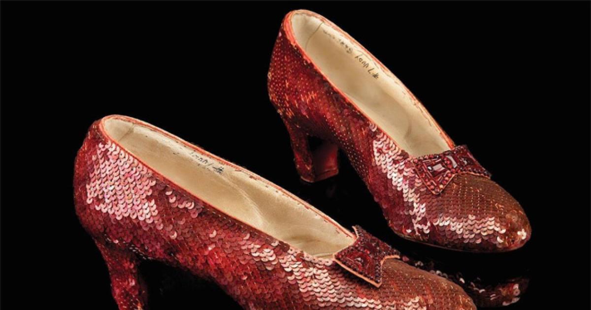 1 million reward for dorothy s ruby slippers cbs news