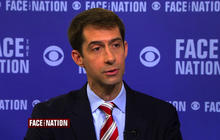 "Sen. Cotton: Russia is a ""serious threat"""