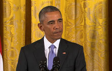 Special Report: Obama defends nuclear deal with Iran