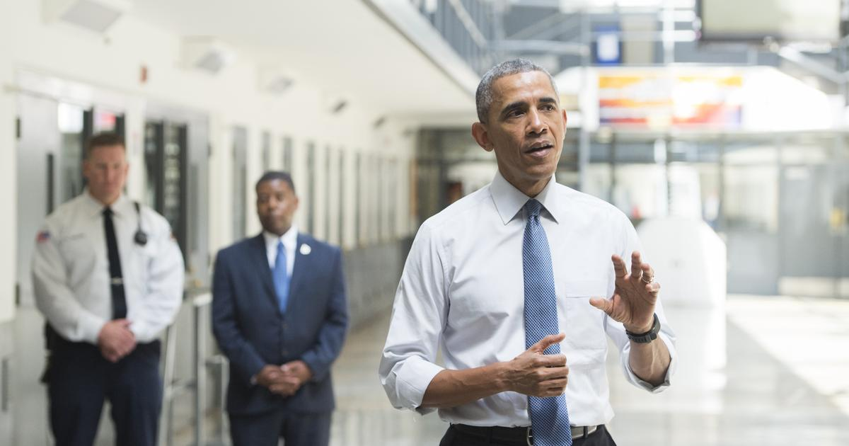 Obama Will Ban Solitary Confinement For Juveniles In
