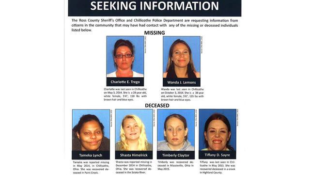 Slain serial killing suspect Neal Falls linked to missing