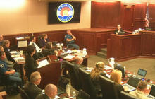 James Holmes' sister testifies in sentencing