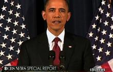 Why Obama took action in Libya