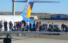 Allegiant pilot claims he nearly ran out of fuel while flying