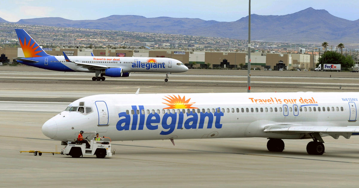 Allegiant Air goes on defensive after explosive