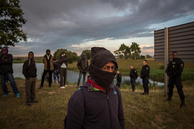 Eurotunnel migrant crisis