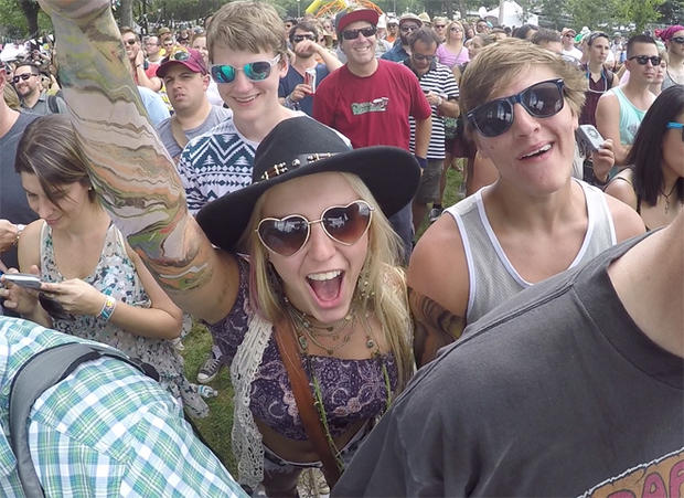 Scenes from Lollapalooza 2015