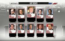 Trump leads GOP race in CBS News poll