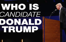 Who is presidential candidate Donald Trump?
