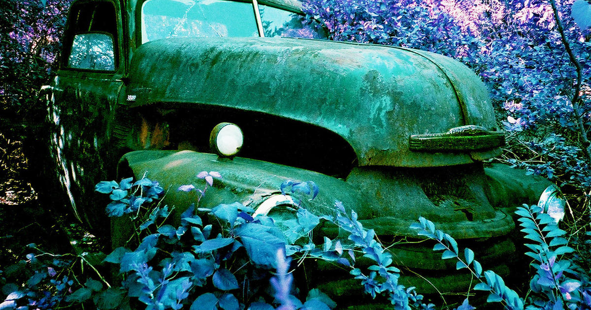 Rotting Art - A museum of junked cars - Pictures - CBS News