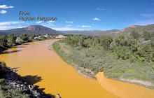 Toxic water taints river in Colorado