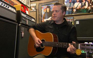 Jason Isbell on his musical education