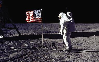 The 12 men who walked on the moon