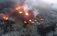 Death toll climbs from blasts in Tianjin