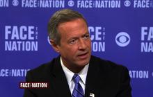 Full interview: Martin O'Malley, August 16