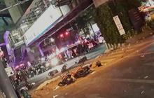 Deadly explosion near shrine in Bangkok