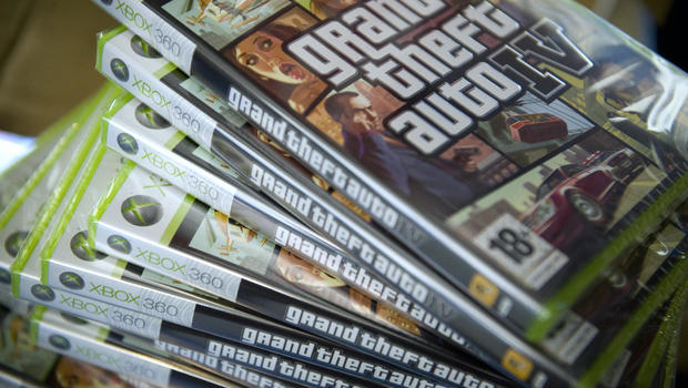 do violent video games lead to criminal behavior cbs news