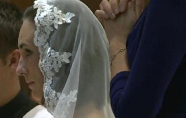 Indiana woman gets married to Jesus