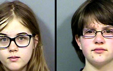 "Teen girls plead not guilty in ""Slender Man"" trial"