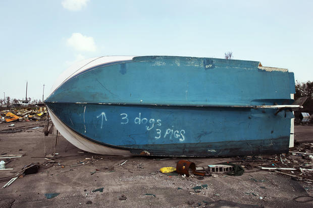Katrina 10 years later: Plaquemines Parish, La.