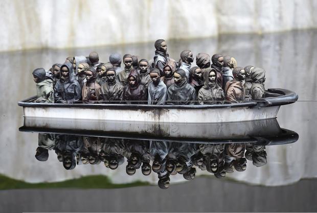 "Banksy's ""Dismaland"""