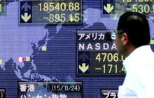 Another down day in China looms over U.S. markets